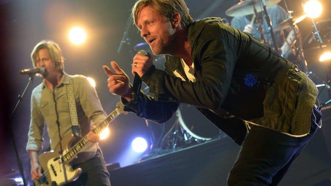 Switchfoot will headline Saturday's Power of One concert at the Fox Cities Performing Arts Center in Appleton.