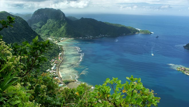 The Pacific outpost of American Samoa includes incredible tropical wildlife and diving opportunities.