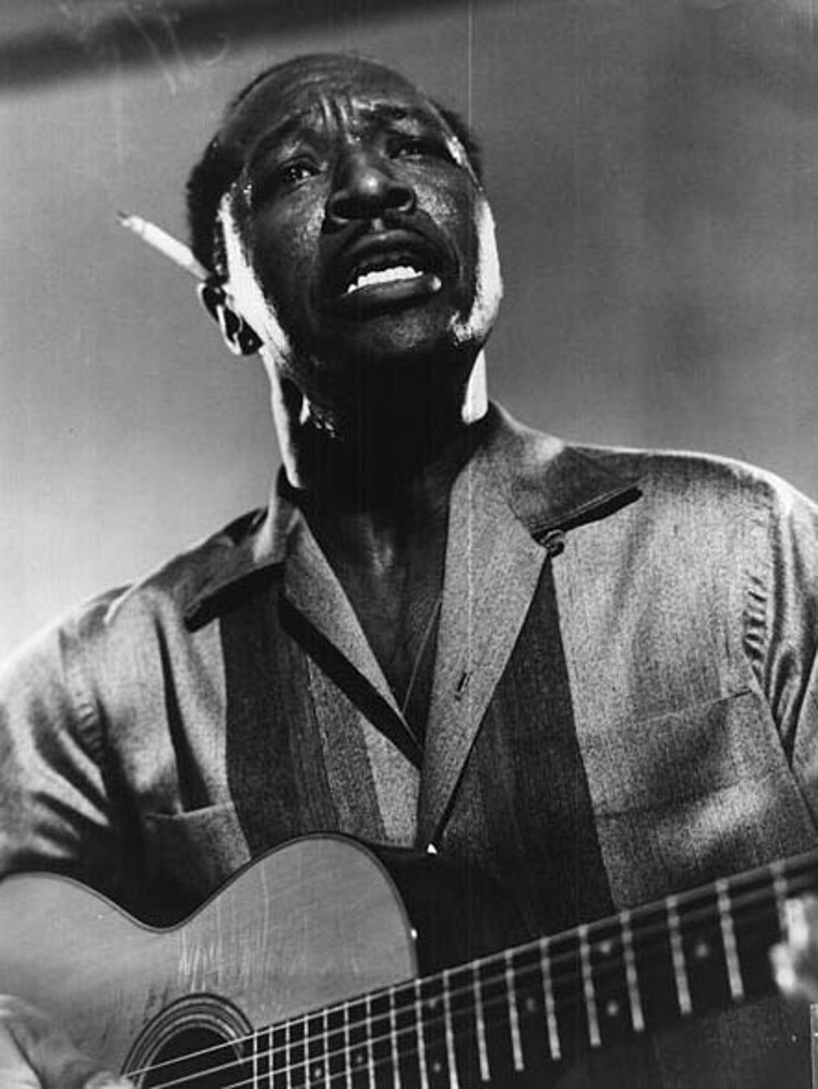 Blues singer Josh White was born in Greenville in 1914.