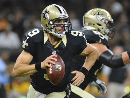 NFL: Preseason-Baltimore Ravens at New Orleans Saints