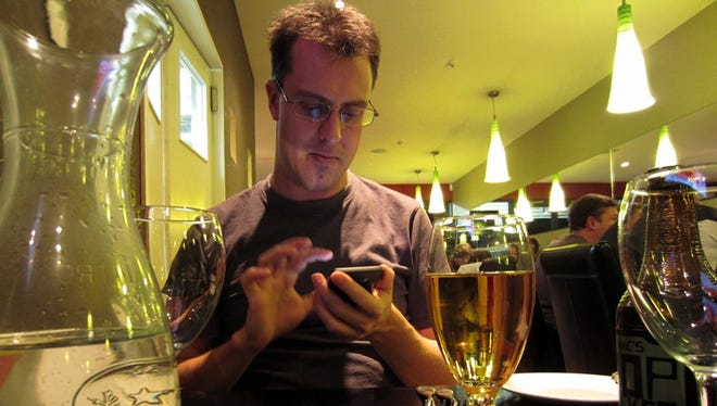 Restaurant owners might have opposing views on smartphones, but they all agreed the technology is here to stay.