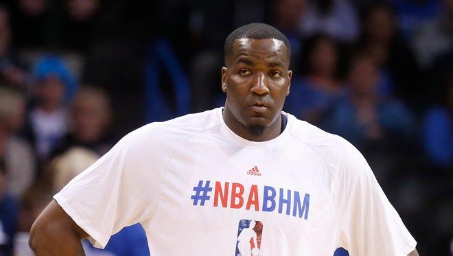 Oklahoma City Thunder center Kendrick Perkins had successful groin surgery.