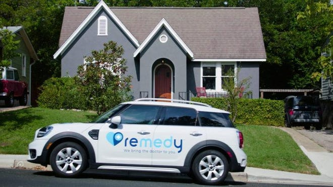 Austin-based Remedy, which provides on-demand urgent and primary care house calls, has laid off 82 employees, according to documents filed with the state.
