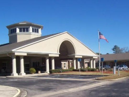 The William F. Green State Veterans Home is located