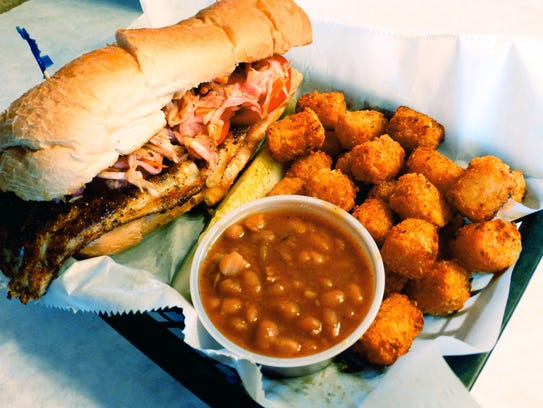 Satchmo's in Flagstaff combines the best of two worlds,