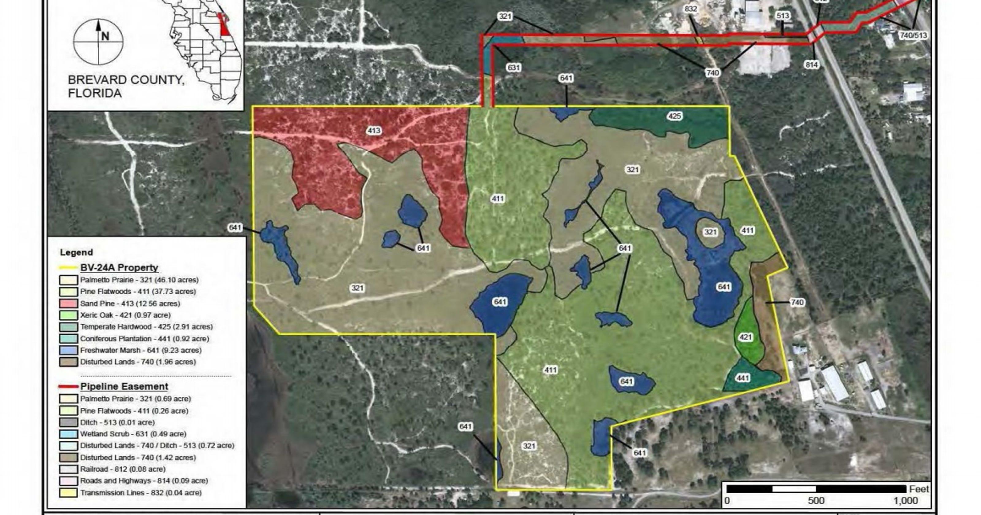 Florida Inland Navigation District permit dredge