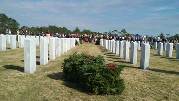"""There are many ways to be """"buried"""" at Cape Canaveral National Cemetery"""