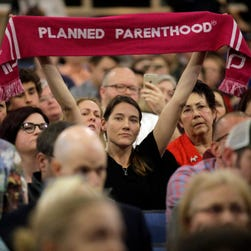 With Vice President Pence breaking tie, Senate moves against Planned Parenthood