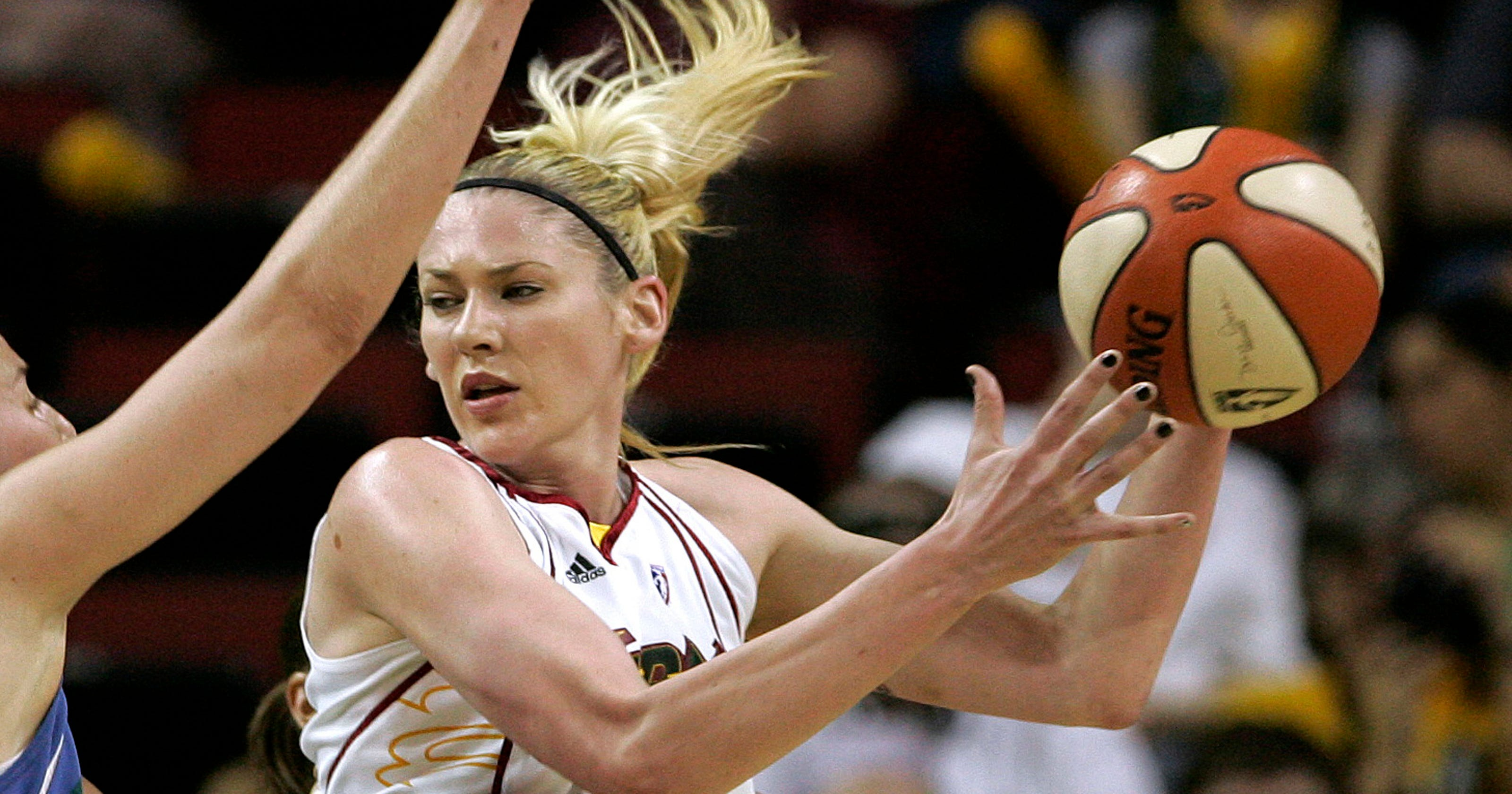 Seattle to retire Lauren Jacksons WNBA jersey   Adelaide Now