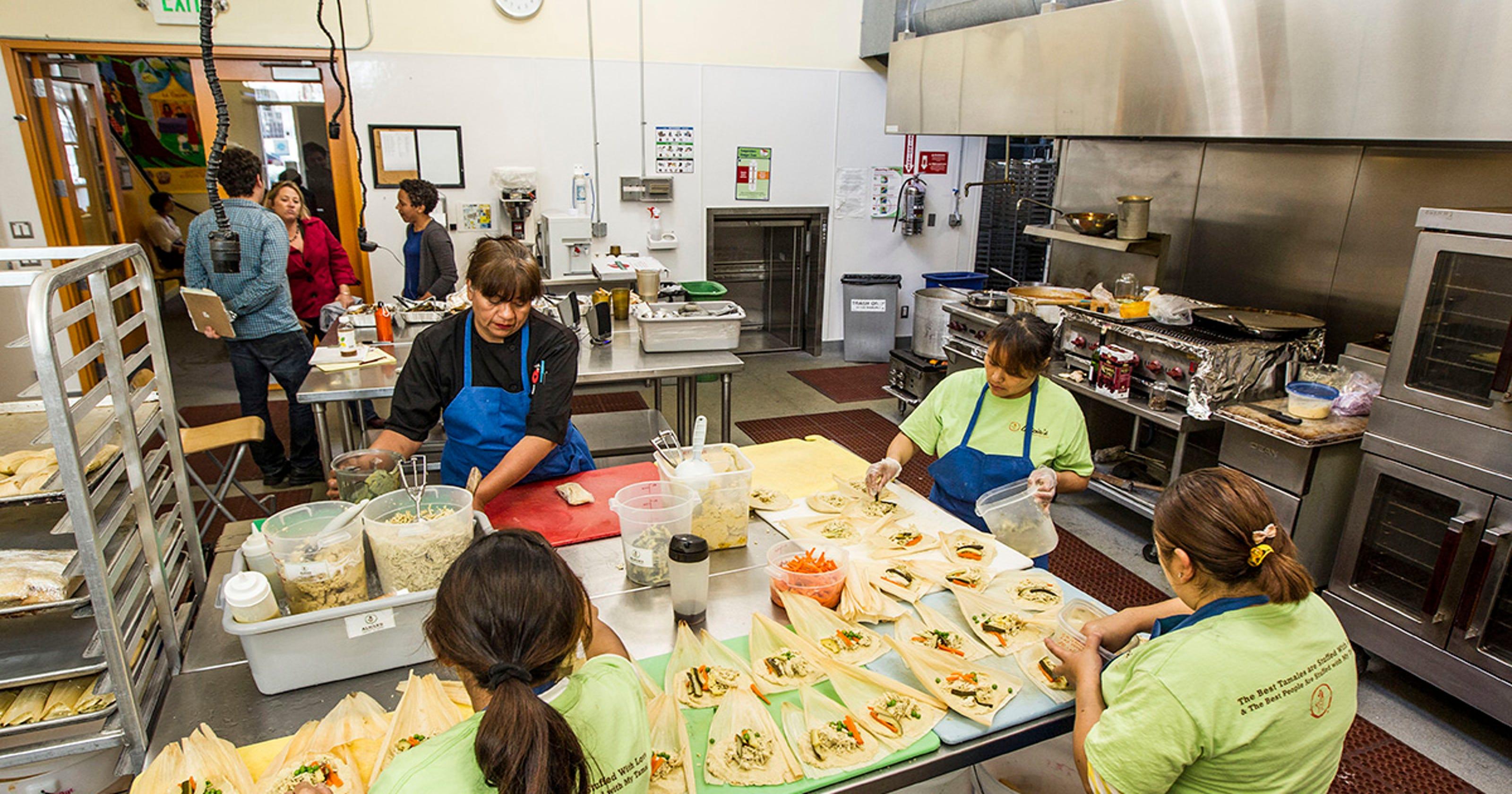 aspiring restaurateurs relying on kitchen incubators - Kitchen Incubator