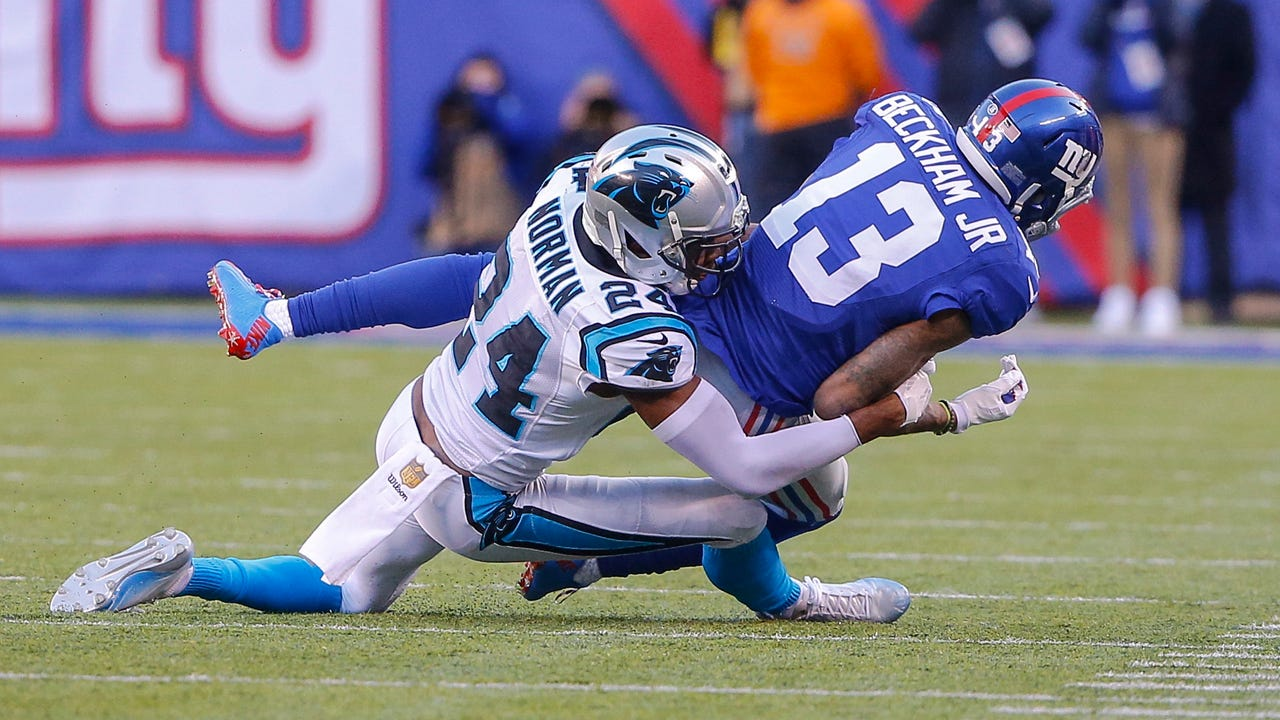USA TODAY Sports' Lorenzo Reyes says that Giants wide receiver Odell Beckham Jr. isn't interested in talking about his heated 2015 rivalry with new Redskins defensive back Josh Norman.