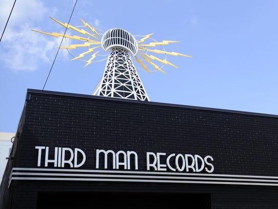 Third Man Records in Nashville