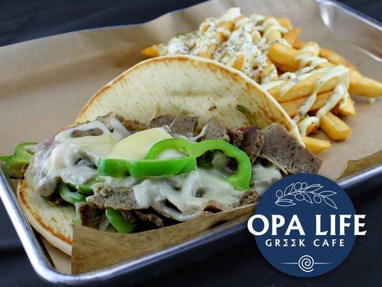 Opa Life Greek Cafe