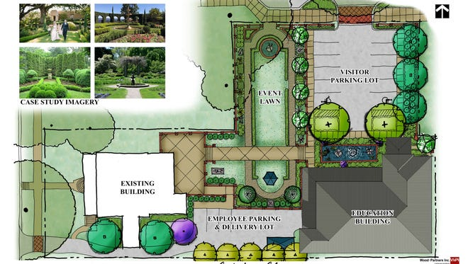 This was the original site concept for LeMoyne Arts' event space that was to be financed with a $1-million CRA grant.