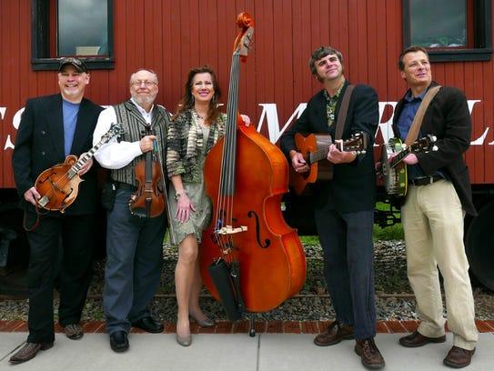 Lovesick Hillbillies, a traditional bluegrass band