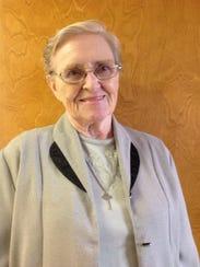 Sister Hannah Marie O'Brien was born in Bandon, County