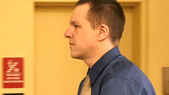 Gabriel Hallman's abuse killed his 6-month-old son in October 2015. Hallman will spend 39 years in prison for his choices.
