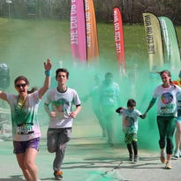 SECOND LAP: 'Happiest 5K' team spreads awareness