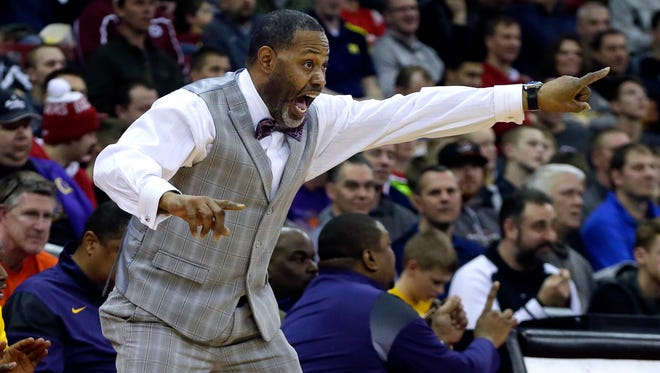 Milwaukee Washington coach Freddie Riley has led his team to the top of the area rankings.