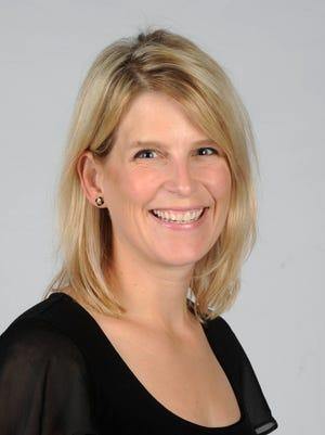 Lauren Chiles, class of 2016 40 under 40 honoree.