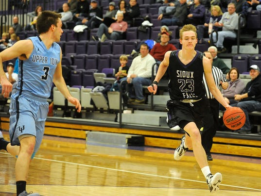 USF Basketball - Upper Iowa