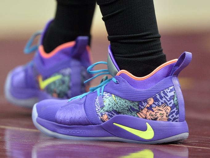 Kevin Johnson Nike Shoes