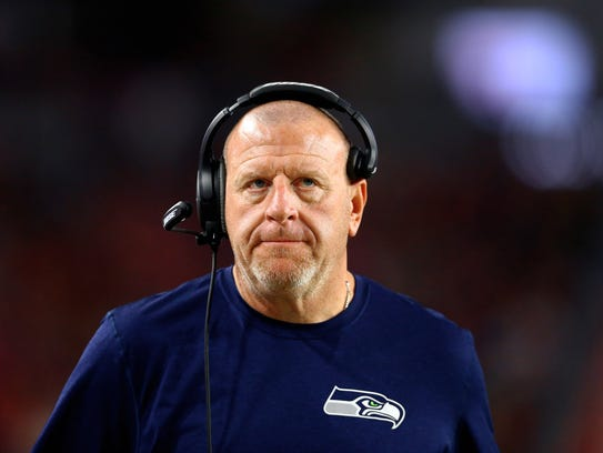 The Seahawks have fired Tom Cable, who held job titles