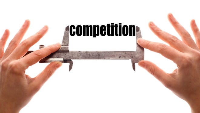 Worried about the competition?  A competitive analysis can help you size up  threats large or small.