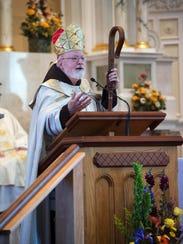 "Archbishop of Boston Cardinal Sean O""Malley speaks"