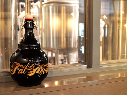 150 of Fat Point Brewing's limited edition growlers will go on sale starting 4 p.m. Wednesday.