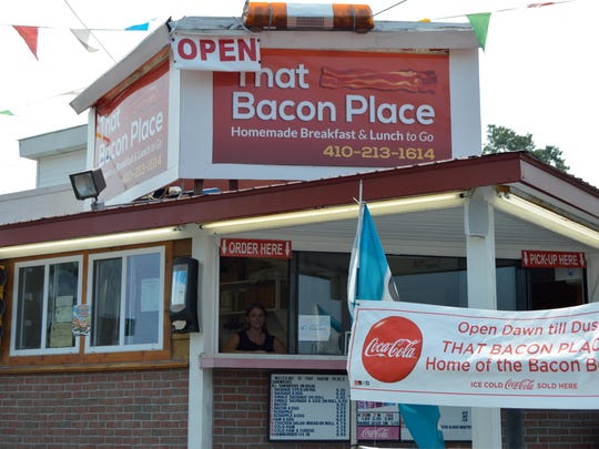 bacon place