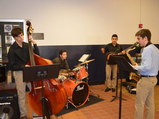 The Randolph Middle School and Randolph High School jazz ensembles will host their Fifth Annual Jazz Coffee House fundraiser on Wednesday.