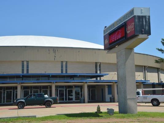 ANI Rapides Coliseum Rapides Coliseum Wednesday, July 16, 2014.-Melinda Martinez/mmartinez@thetowntalk.com