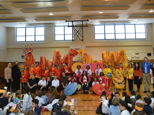 EST 0313 HN student Linden Chinese New Year