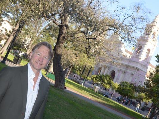 Greg Dewald Bright!Tax in Salta Argentina - Cathedral of Salta .jpg