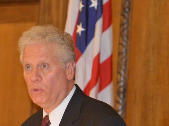 Westchester Board of Legislators Chairman Michael Kaplowitz, D-Somers, put together a bipartisan coalition to pass the $1.8 billion budget.