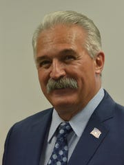 Former Yonkers fire commissioner Anthony Pagano is