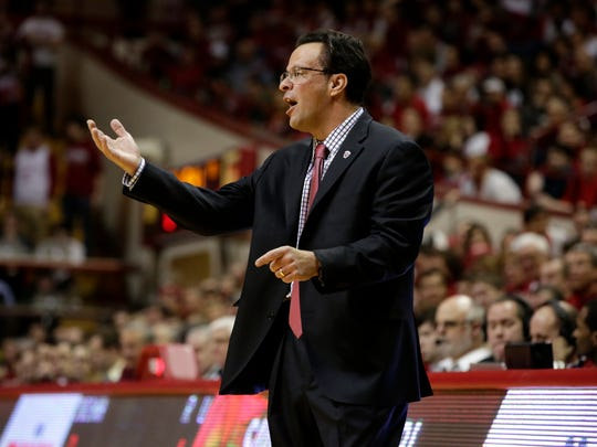 The seat under Tom Crean is getting hotter in Bloomington.