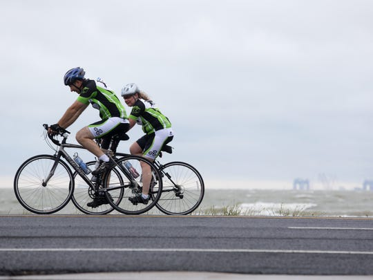 The 2017 Conquer the Coast cycling event will take place Saturday, Sept. 16. Instead of the 66-mile route that goes around Corpus Christi Bay, riders choosing that route will now have the option of doing multiple loops of the 21-mile ride that takes cyclists down scenic Shoreline Blvd. and Ocean Drive from downtown to Naval Air Station Corpus Christi and back.