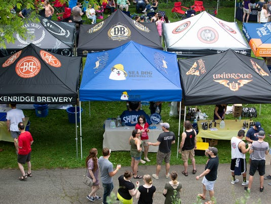 2nd Annual Boonton Main Street Rock & Brew Festival