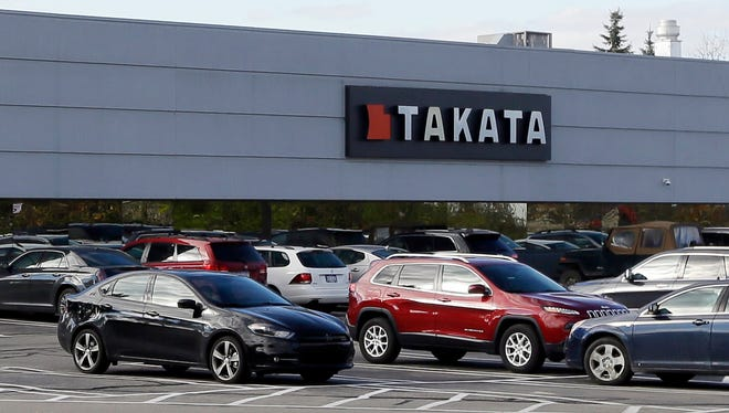 On Tuesday, Takata doubled the size of its air bag recall to 33.8 million air bags, making it the largest recall in U.S. history.