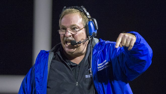 Bishop Chatard coach Vince Lorenzano is set to retire in 2016 after leading the Trojans to seven state title.