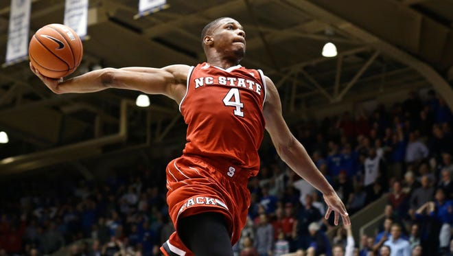 PG Dennis Smith, N.C. State. Age: 19. Class: Freshman. Size: 6-3, 195 pounds. The word: In a top-heavy draft for point guards, Smith could possess the best physical gifts for today's NBA game. Pistons fit: Right behind dominant forwards, dynamic point guard is next ingredient to NBA contention.
