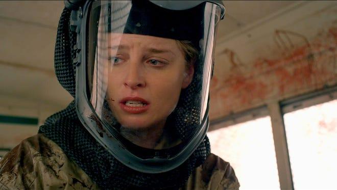 Rachel Nichols stars in 'Pandemic.'