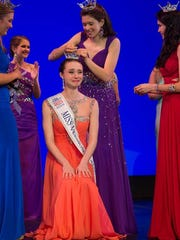 Alexandra Diehl, 15, of St. Albans is the new Miss Vermont's Outstanding Teen.