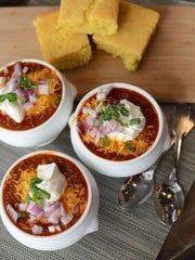 Palmer's Deli & Market serves chili, soups, salads