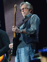 Eric Clapton, a winner of 18 Grammys,  is the only