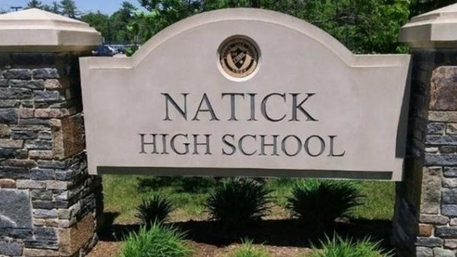 Natick High School returns to hybrid learning on Tuesday. The school was in remote learning for two weeks after some students didn't follow a health board oder to self-quarantine.