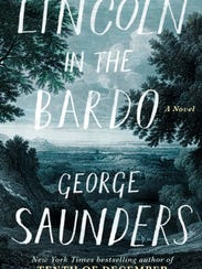 The American edition of 'Lincoln in the Bardo' by George