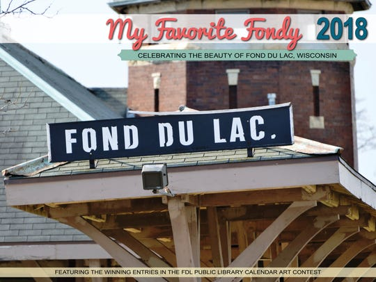 The My Favorite Fondy 2018 calendar unveiling will